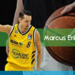 Marcus Eriksson, la amenaza evadida del aglutinaje
