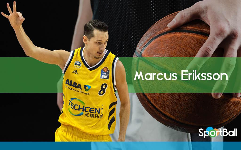 Anotar mucho con muy poco: Marcus Eriksson en la Euroliga 2019-2020
