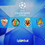 La pelea por conseguir un puesto de Champions League