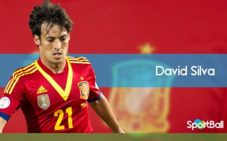 David Silva es uno de los jugadores con más partidos con España