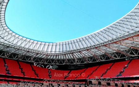 Estadios de la EURO. San Mamés