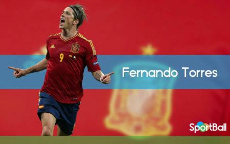 Fernando Torres es uno de los jugadores que más partidos jugó con España