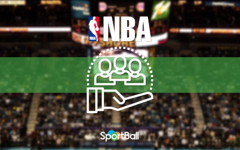 La NBA, la mejor liga deportiva y socialmente hablando