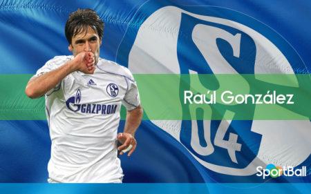 La etapa de Raúl González en el Schalke 04