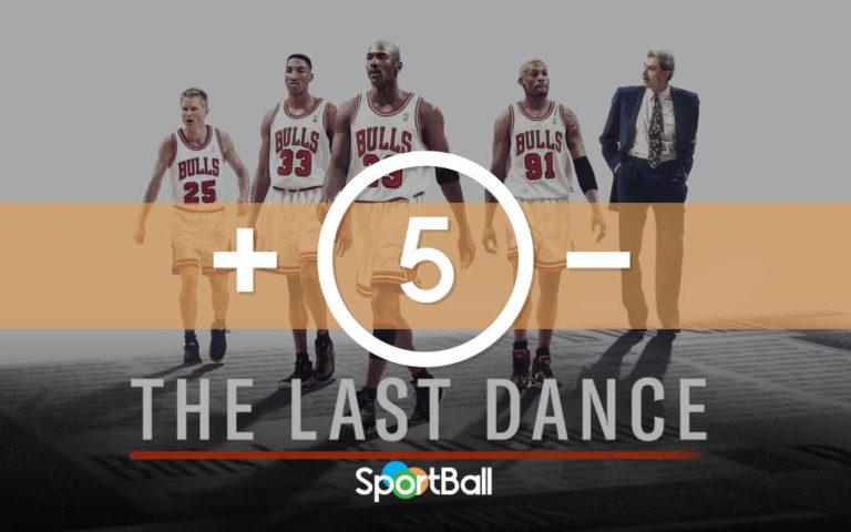 Lo mejor y lo peor de The Last Dance, el documental de Michael Jordan