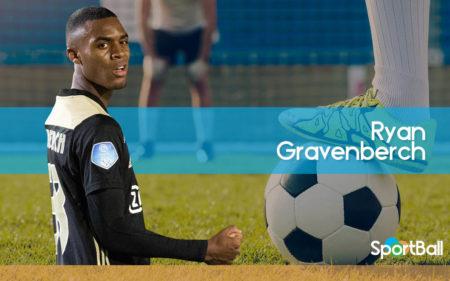 Ryan Gravenberch es uno de los mejores centrocampistas holandeses jóvenes