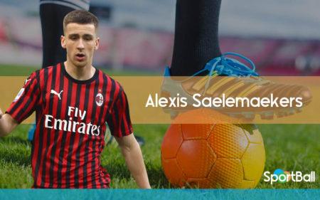 Alexis Saelemaekers es uno de los mejores centrocampistas jóvenes belgas