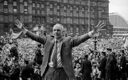 Bill Shankly es uno de los entrenadores más influyentes de la historia.