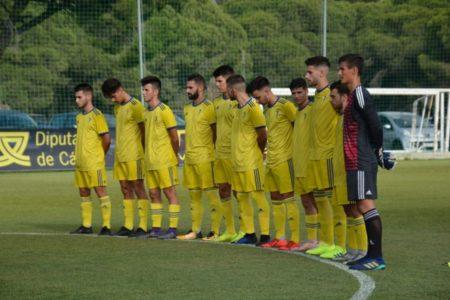 El Cádiz durante su estancia en Segunda B