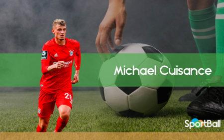 Cómo juega Michael Cuisance y su posición en el campo
