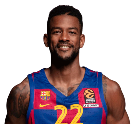 Cory Higgins es uno de los escoltas del Barcelona Balonesto 2020-21