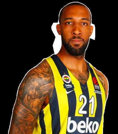 Derrick Williams es uno de los jugadores del Valencia Basket 2020-2021
