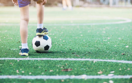 Fútbol base en España en auge