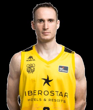 Marcelinho Huertas es uno de los jugadores del Iberostar Tenerife 2020-2021