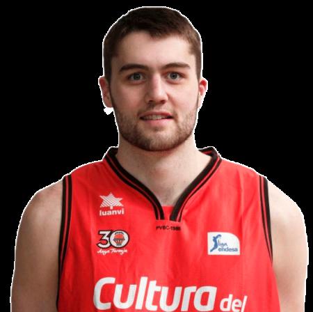 Mike Tobey es uno de los jugadores del Valencia Basket 2020-2021