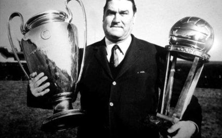 Nereo Rocco es uno de los grandes entrenadores de la historia.
