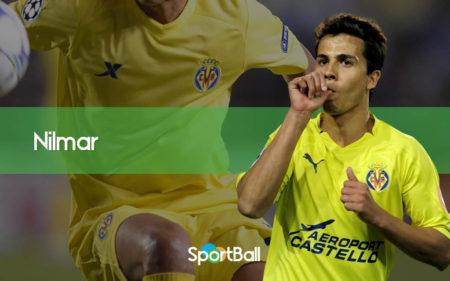 La explosión de Nilmar en el Villarreal en la temporada 2009-2010