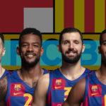 Plantilla del Barcelona Baloncesto 2021-2022: jugadores actuales y fichajes