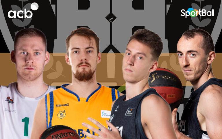 Jugadores actuales del Bilbao Basket