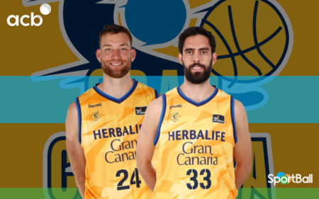 Jugadores actuales de la plantilla del Herbalife Gran Canaria