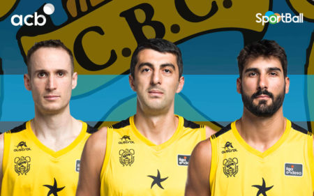 Jugadores actuales de la plantilla del Iberostar Tenerife