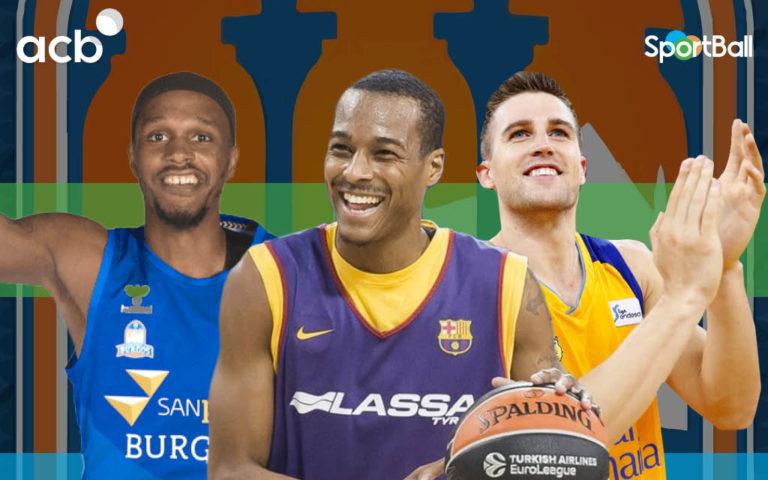 Jugadores actuales de la plantilla del San Pablo Burgos