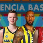 Plantilla del Valencia Basket 2020-2021: jugadores actuales y fichajes