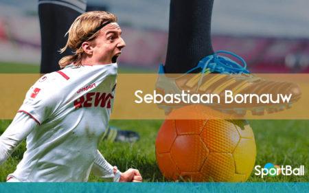 Sebastiaan Bornauw es uno de los mejores defensas jóvenes belgas