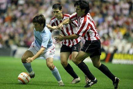 David Silva explotó en el Celta de Vigo