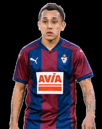 Fabián Orellana es uno de los jugadores del Valladolid 2020-2021