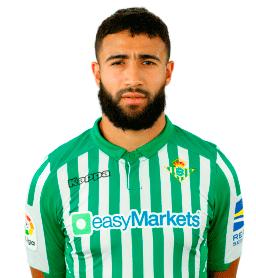 Fekir es uno de los jugadores del Betis 2020-2021