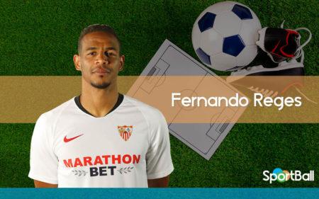 Fernando Reges es clave en el Sevilla 2019-2020