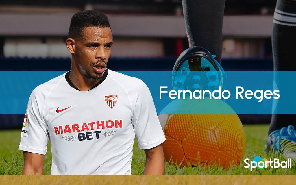 Plantilla del Sevilla 2020-2021: Fernando Reges