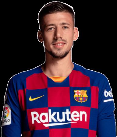 Lenglet es uno de los jugadores del Barcelona 2020-2021
