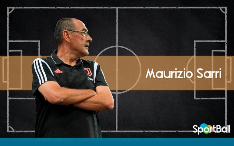 El annus horribilis de Sarri en la Juventus de Turín