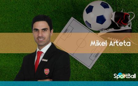 Mikel Arteta ganó la FA Cup con el Arsenal a los 8 meses de coger al equipo