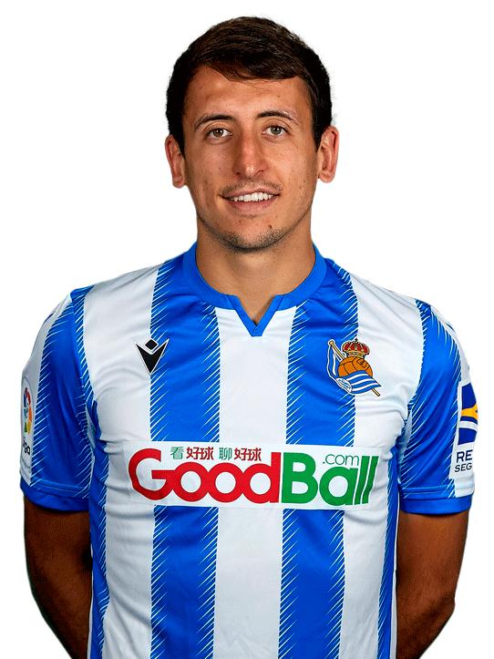 Plantilla de la Real Sociedad 2020-2021: Mikel Oyarzabal
