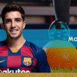 Monchu: un nuevo cachorro en el Camp Nou