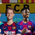 Plantilla Barcelona 2021-2022 con bajas y fichajes actualizados