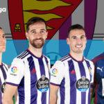 Plantilla Valladolid 2020-2021 con estadísticas y fichajes actualizados