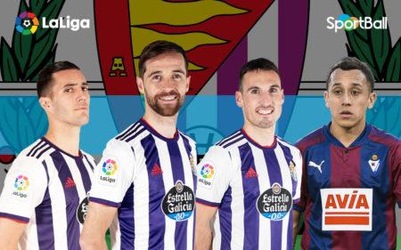 Jugadores actuales de la plantilla del Valladolid