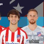 Plantilla Atlético de Madrid 2020-2021 con bajas y fichajes actualizados