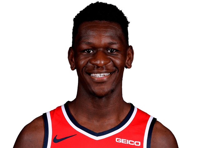 Isaac Bonga Washington Wizards