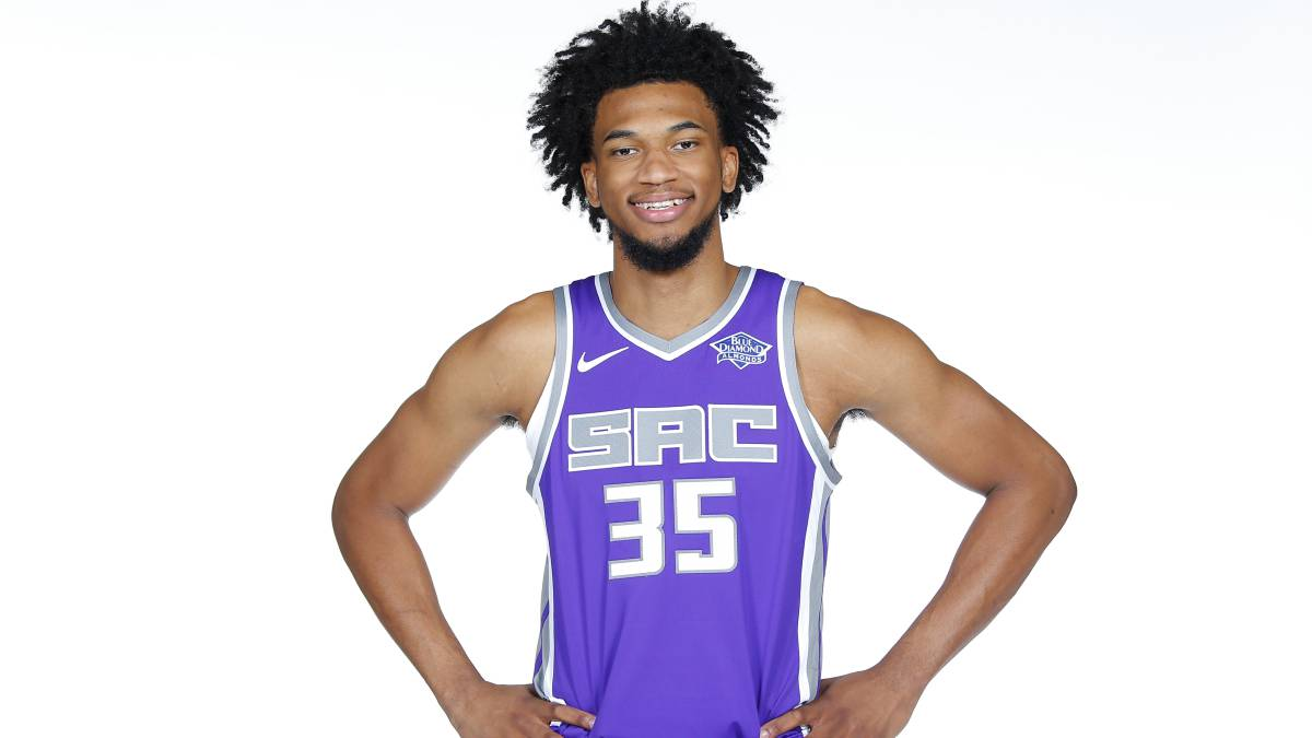 Marvin Bagley III Sacramento Kings
