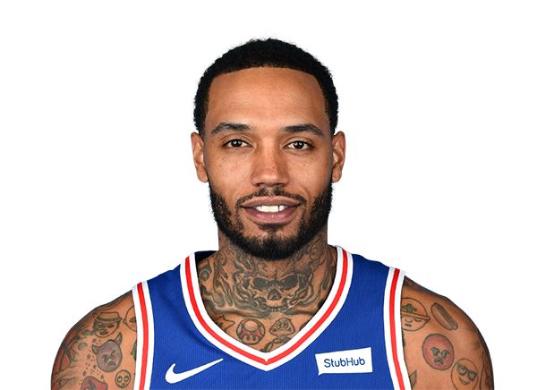 Mike Scott Philadelphia Sixers