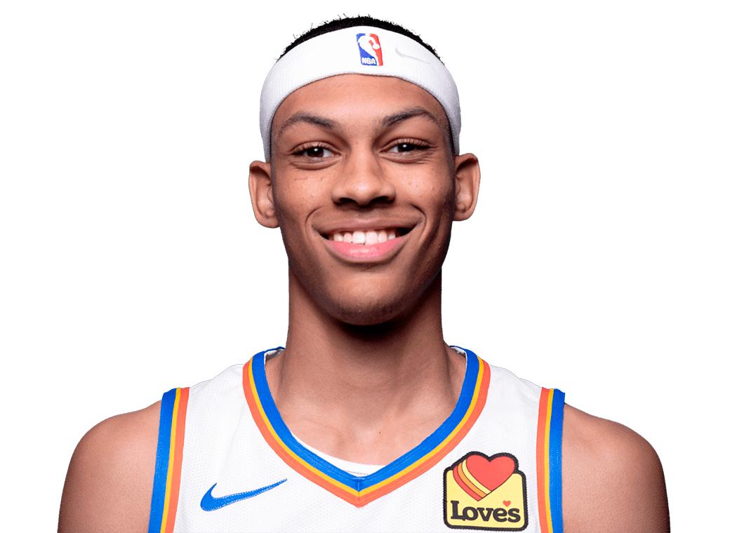 Darius Bazley Oklahoma City Thunder