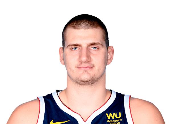 Nikola Jokic Denver Nuggets