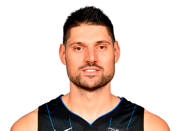 Nikola Vucevic Orlando Magic