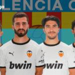 Plantilla Valencia 2021-2022 con bajas y fichajes actualizados