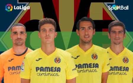 Plantilla del Villarreal 2020-2021